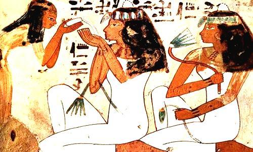 солевой скраб первая косметика египтян